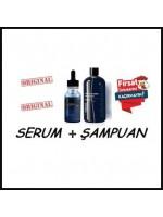 Mavisu Saç Serumu (Bakım Şampuanı Hediyeli + Ücretsiz Kargo)