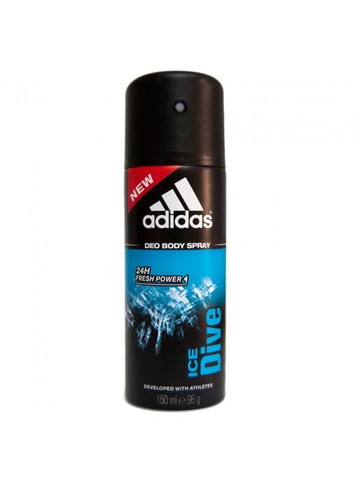 Adidas  Deo 150 ML  Erkek   Ice Dıve