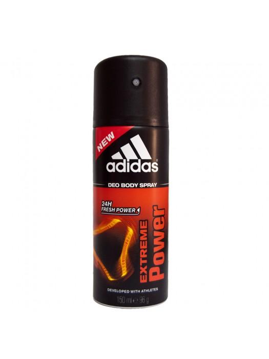 Adidas  Deo 150 ML  Erkek   Extreme Power