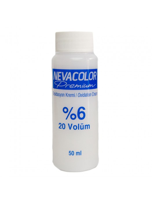 Nevacolor Oksidan Krem % 6 50 ML