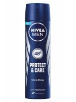 Nıvea Deo Sprey 150 ML Prot&Care Erkek