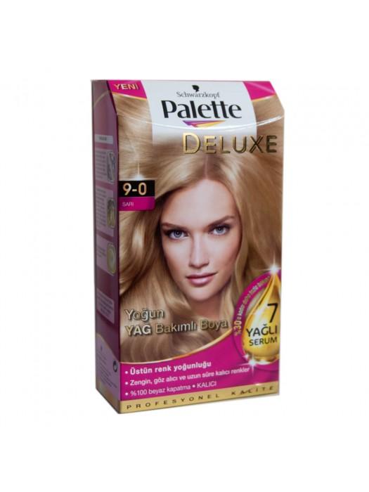 Palette Saç Boyası  9-0 Sarı
