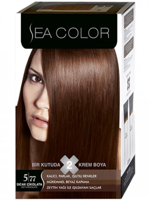 Sea Color Set Boya 5.77 Sıcak Çikolata
