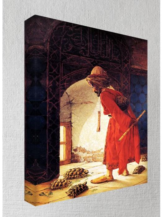 Kanvas Tablo   - Osmanlı Resimleri- OSM00
